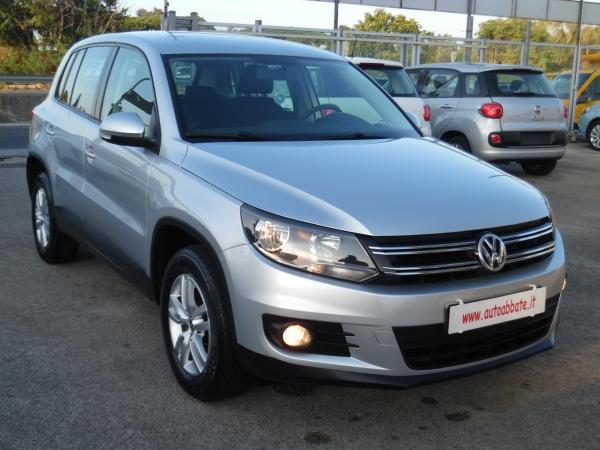 Volkswagen Tiguan Auto