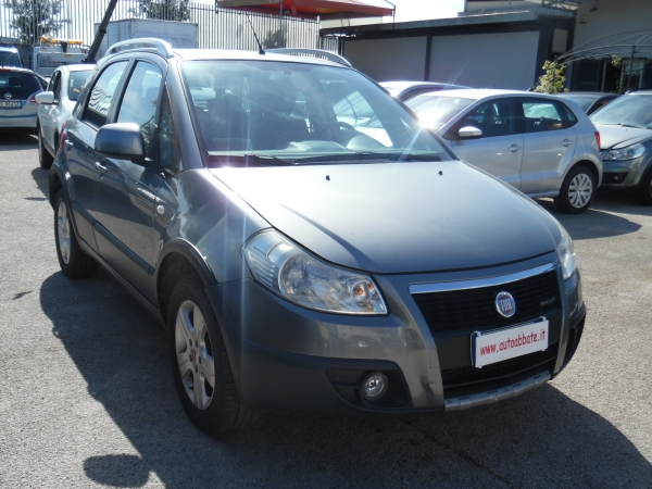 Fiat Sedici Auto