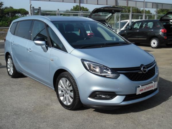 Opel Zafira Auto